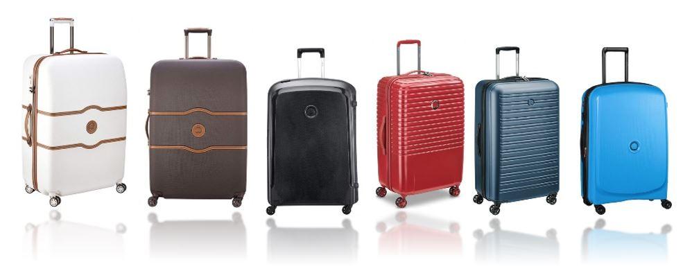 valises Delsey Paris comparatif