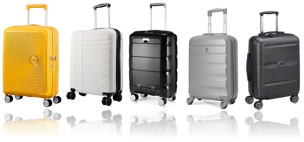 valises cabine rigides pas cher comparatif