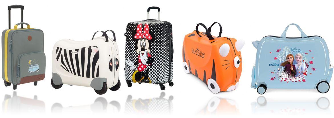 valises pour enfant comparatif