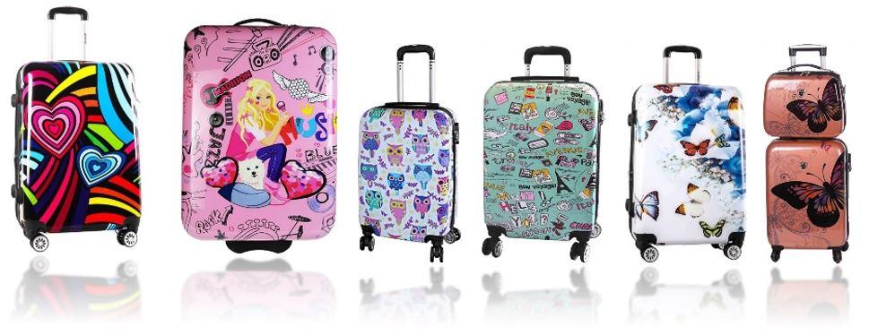 valises pour filles madisson comparatif