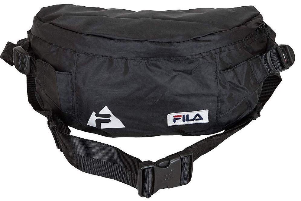 Fila Urban Line Goterborg sac banane noir a taille unique au design sportif et unisexe