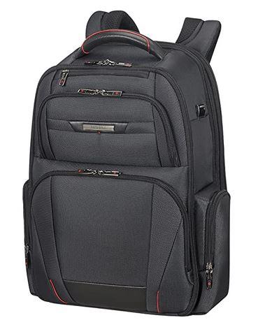 Sac a dos Samsonite Pro DLX 5 noir pour ordinateur portable de 17.3 pouces avec capacite de 29 jusqua 34 litres