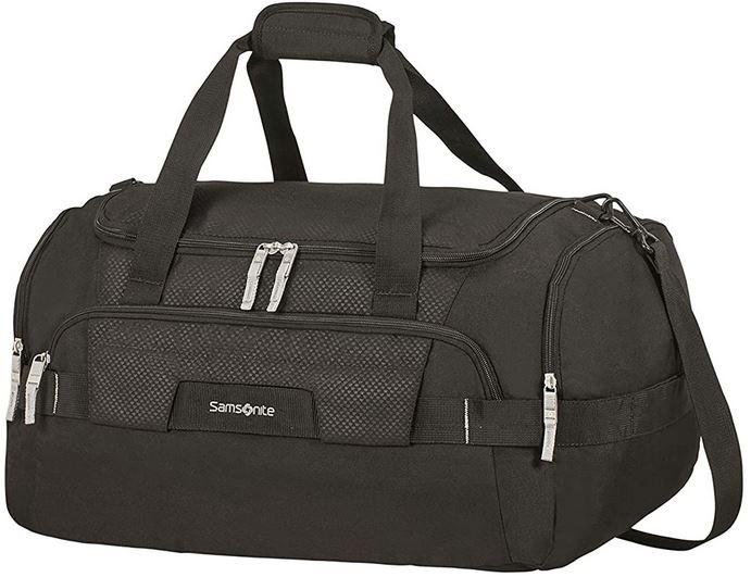 Samsonite Sonora taille S sac de weekend et de voyage noir pour homme capacite maximum de 59 litres
