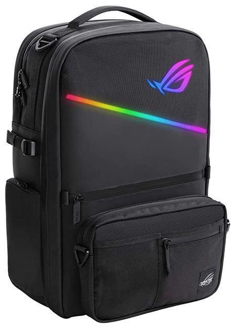 asus rog ranger BP3703 RGB sac a dos de gamer pour ordinateur portable de 17 pouces