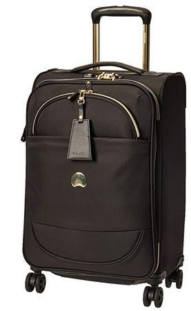 bagage souple Delsey Montrouge noir de taille L