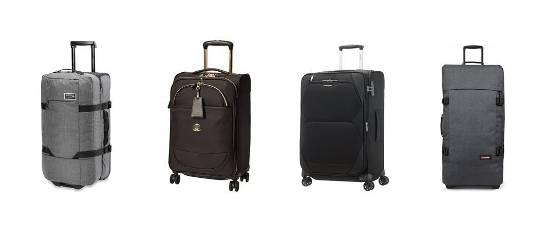 comparatif bagages souples