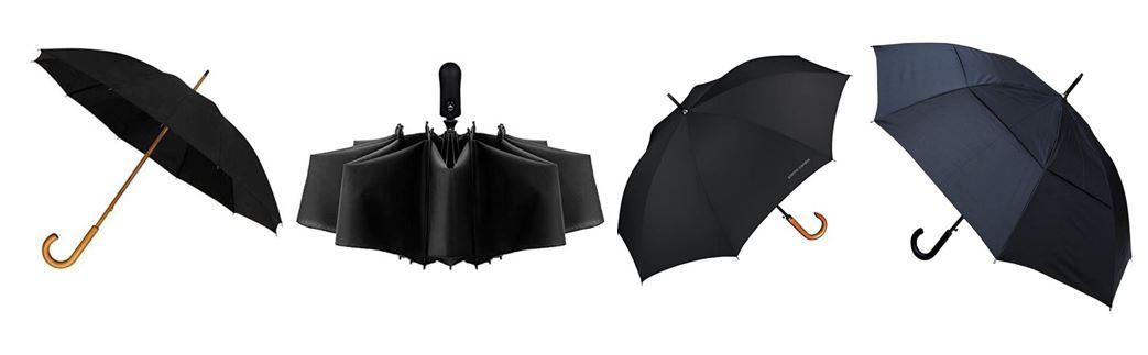 comparatif de parapluies pour homme