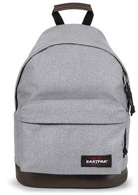 sac a dos Eastpak Wyoming gris clair modele Sunday grey