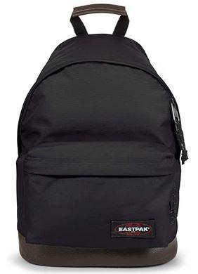 sac a dos Eastpak Wyoming noir au design mixte