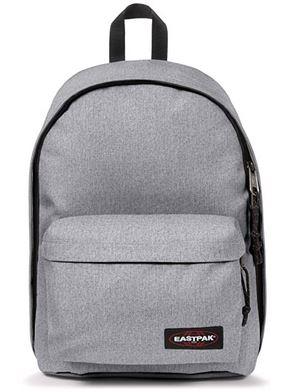 sac a dos Out Of Office entierement gris de la marque americaine Eastpak