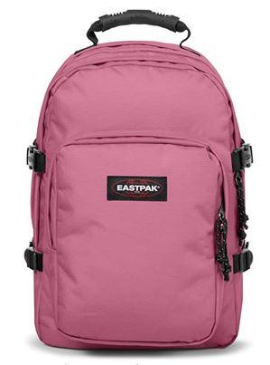 sac a dos rose Salty Pink provider du fabricant americain Eastpak 44 cm avec capacite max de 33 L et de nombreuses poches