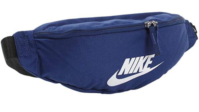 sac banane Nike bleu modele unisex Ba5750 avec support rembourre reglable