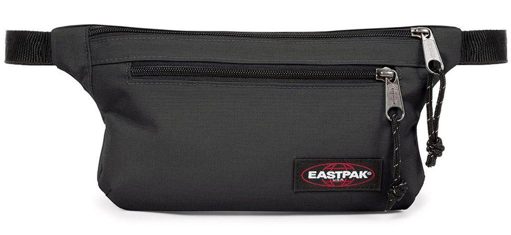 sac banane pratique pour voyager Eastpak Talky noir dune capacite de 2 litres