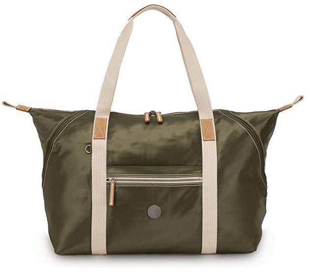 sac de voyage et de week end pour femme Kipling Travel Bag Art taille M de 26 litres