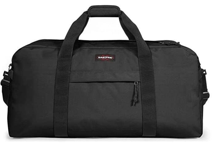 sac de voyage pour homme Eastpak Terminal noir avec capacite maximum de 96 litres