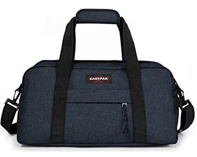 sac pour partir en week end au design mixte de la marque Eastpak modele Compact bleu