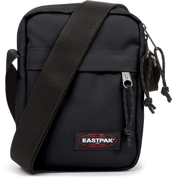 sacoche Eastpak noire The One destinee plutot aux hommes