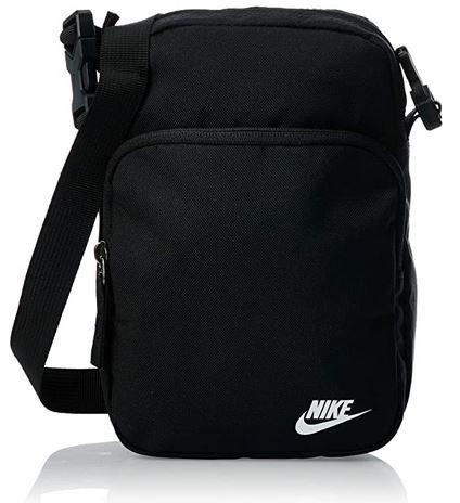 sacoche Heritage Smit 2.0 de couleur noir de la marque Nike