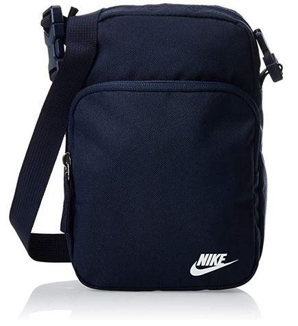 sacoche Nike Heritage Smit 2.0 de couleur bleu