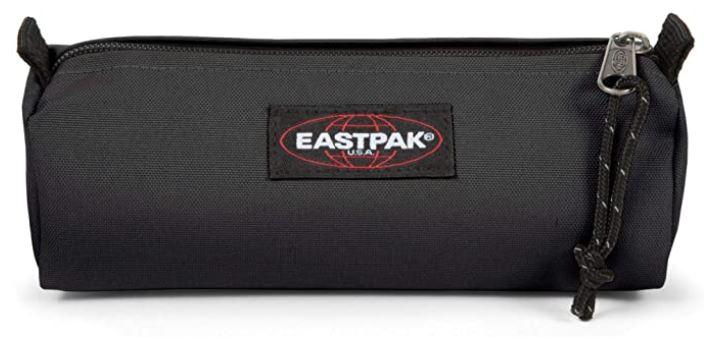 trousse decole pour garcon Eastpak benchmark single noire de 21 cm